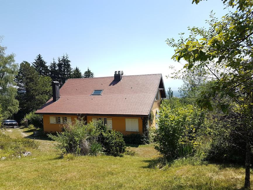 Ex d'immobilier à louer / à acheter en Haut-Jura proposé par l'Agence