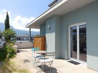 Sale Apartment 4 rooms 90m² Échirolles (38130) - photo
