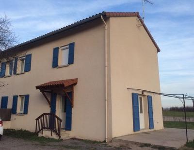 Location Maison 4 pièces 93m² Précieux (42600) - photo