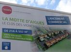 Vente Terrain 384m² La Motte-d'Aigues (84240) - Photo 3