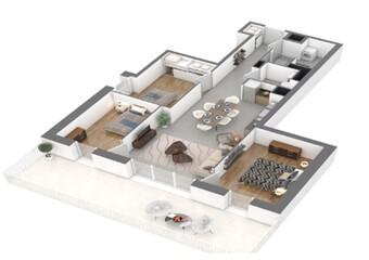 Vente Appartement 4 pièces 75m² Chamalières (63400) - Photo 1