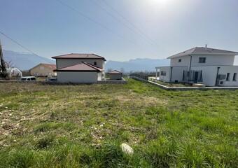 Vente Terrain 788m² Saint-Cassien (38500)