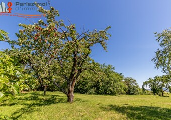 Vente Terrain 872m² Pontcharra-sur-Turdine (69490) - photo
