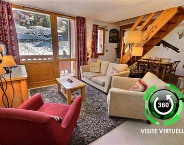 Sale Apartment 3 rooms 58m² LA PLAGNE MONTALBERT - photo