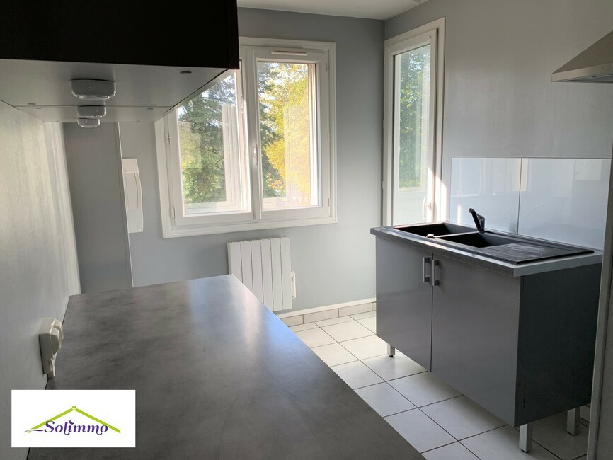 Vente Appartement 3 pièces 57m² Morestel (38510) - photo