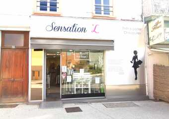 Vente Local commercial 1 pièce 43m² Voiron (38500) - photo