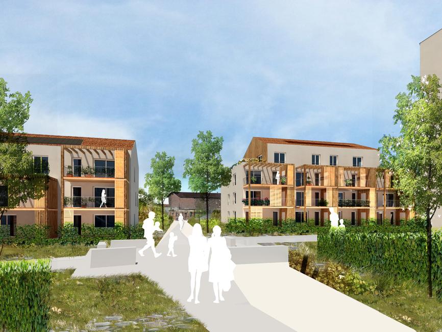 Le jardin d 39 abella programme logement neuf t2 t3 t4 et for Programme logement neuf