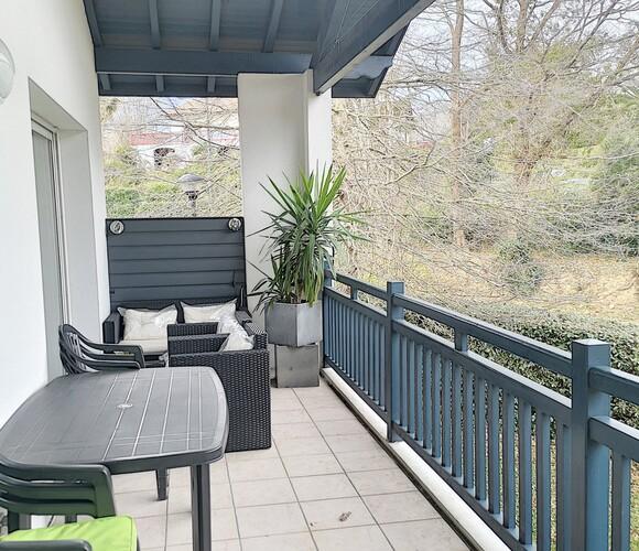 Vente Appartement 3 pièces 66m² Cambo-les-Bains (64250) - photo