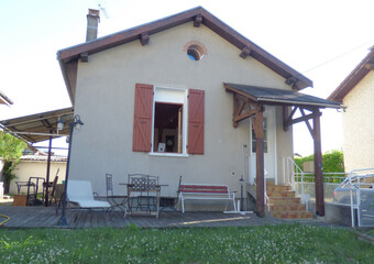 Sale House 3 rooms Villard-Bonnot (38190) - photo