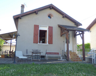 Vente Maison 3 pièces Villard-Bonnot (38190) - photo