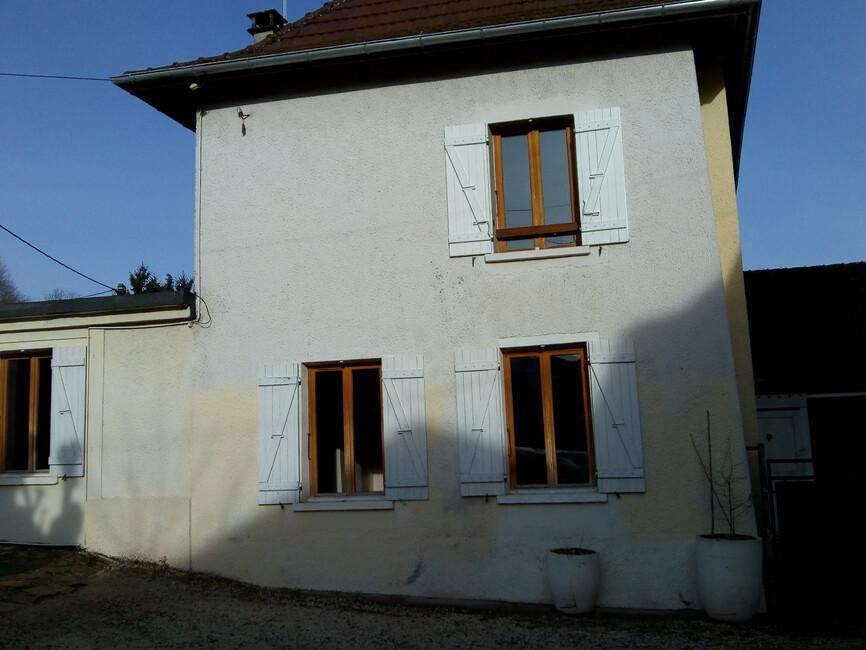 Location Maison 4 pièces 92m² La Bâtie-Montgascon (38110) - photo