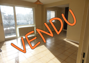 Vente Appartement 4 pièces 76m² Sausheim (68390) - Photo 1