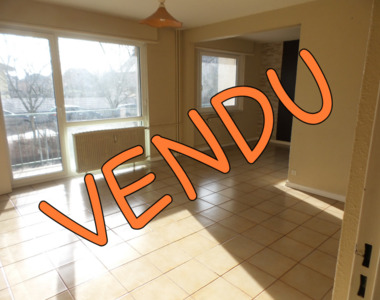 Vente Appartement 4 pièces 76m² Sausheim (68390) - photo