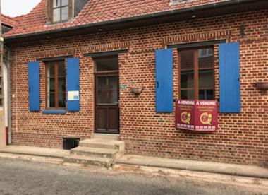 Vente Maison 6 pièces 95m² Beaurainville (62990) - photo