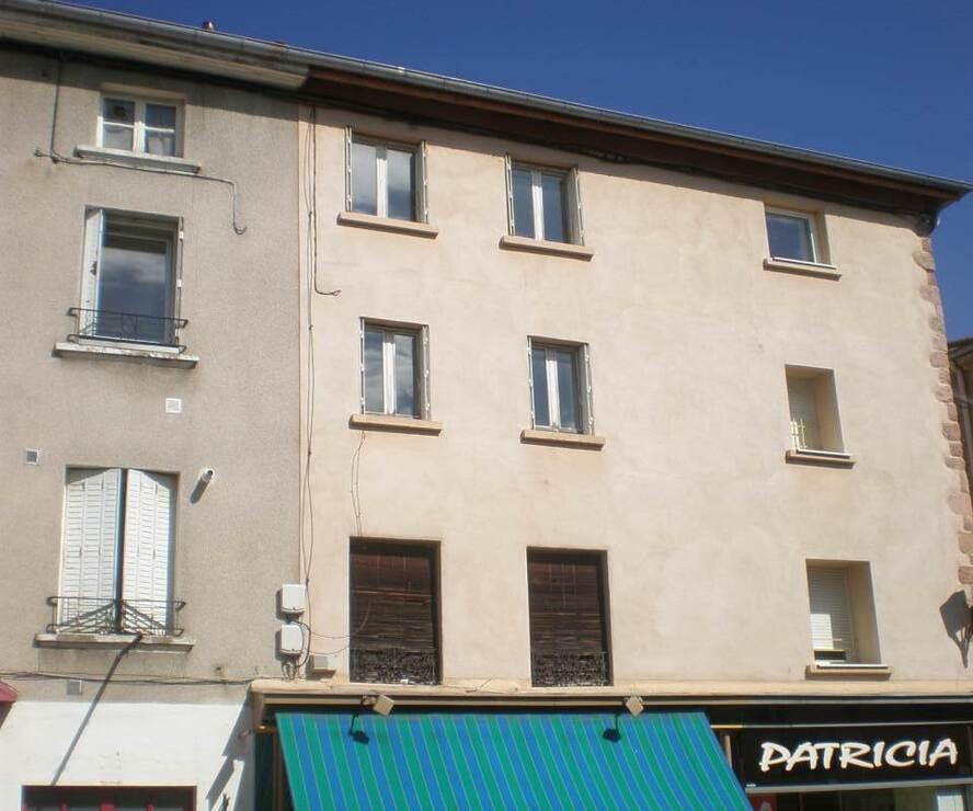 Vente Immeuble 4 pièces Cours-la-Ville (69470) - photo