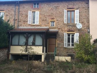Vente Maison 7 pièces 180m² Bourg-de-Thizy (69240) - Photo 1