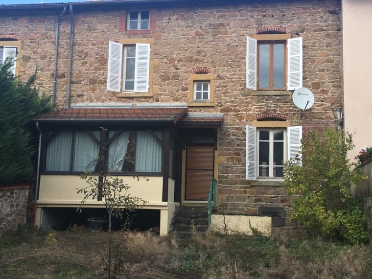 Vente Maison 7 pièces 180m² Bourg-de-Thizy (69240) - photo