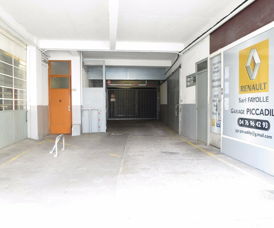 Location garage grenoble 38000 272170 for Garage auto grenoble