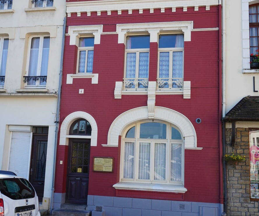 Renting Office 2 rooms 55m² Montreuil (62170) - photo