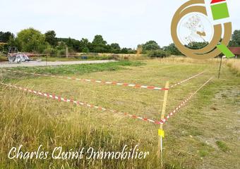 Vente Terrain 498m² Rang-du-Fliers (62180) - photo