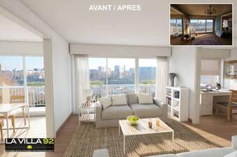 Vente Appartement 6 pièces 107m² Asnières-sur-Seine (92600) - photo