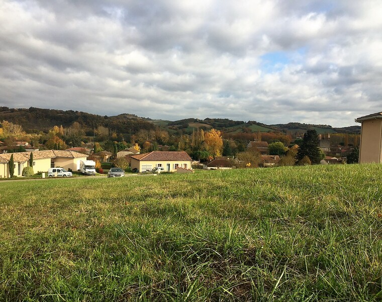 Vente Terrain 2 181m² Lombez (32220) - photo