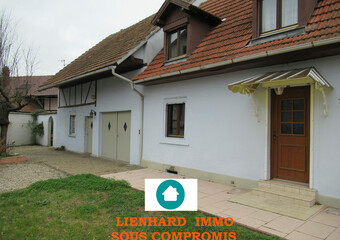 Sale House 5 rooms 120m² La Wantzenau (67610) - Photo 1