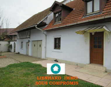 Vente Maison 5 pièces 120m² La Wantzenau (67610) - photo
