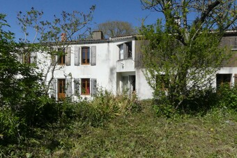 Vente Maison 8 pièces 200m² Bourgneuf (17220) - photo
