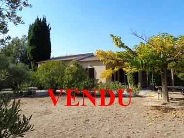 Vente Maison 4 pièces 80m² Mérindol (84360) - photo