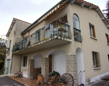 Sale House 7 rooms 158m² Aubenas (07200) - photo