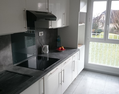Renting Apartment 3 rooms 65m² Luxeuil-les-Bains (70300) - photo