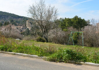 Sale Land 410m² La Bastide-des-Jourdans (84240) - photo