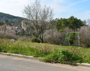 Vente Terrain 400m² La Bastide-des-Jourdans (84240) - photo