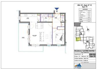 Vente Appartement 2 pièces 51m² Albertville (73200) - Photo 1