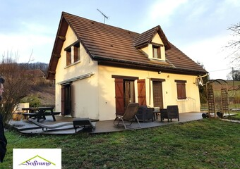 Vente Maison 5 pièces 105m² Montferrat (38620) - photo