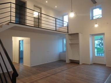 Location Appartement 4 pièces 95m² Hasparren (64240) - photo