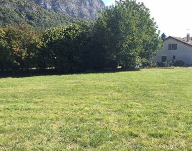 Vente Terrain 755m² Saint-Égrève (38120) - photo