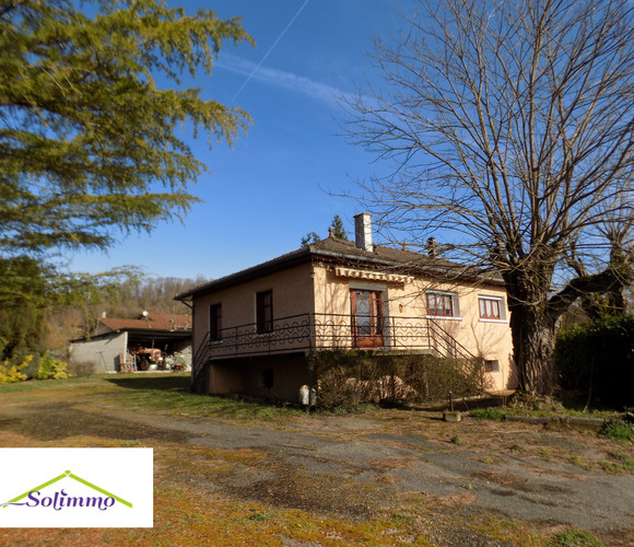 Vente Maison 6 pièces 100m² Morestel (38510) - photo