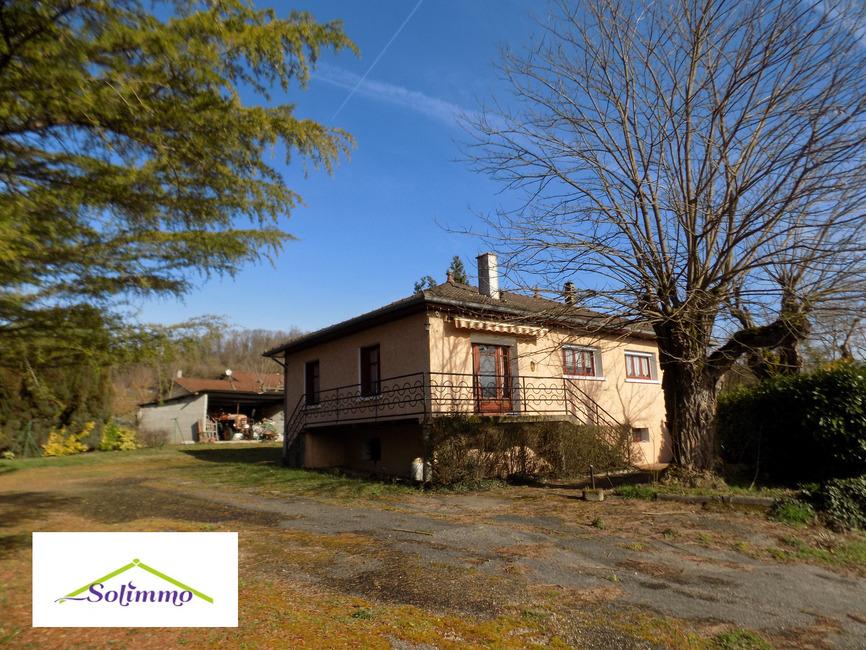 Vente Maison 6 pièces 100m² Morestel (38510) - photo