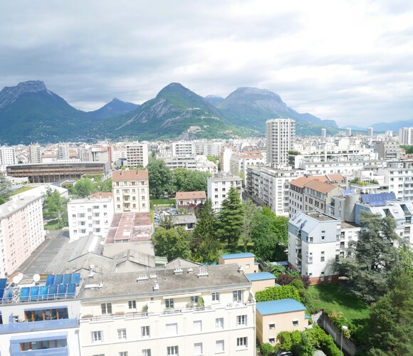 Vente Appartement 2 pièces 60m² Grenoble (38100) - photo
