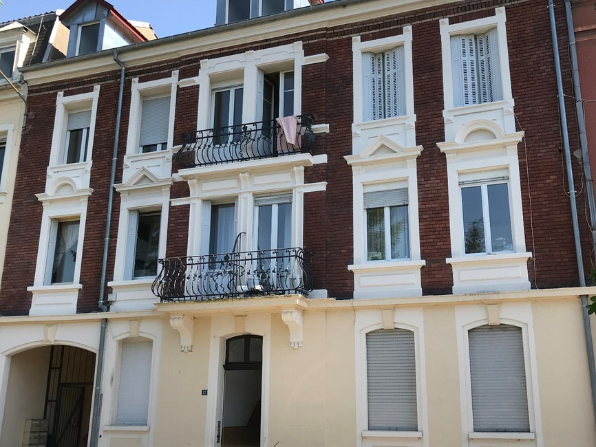 Vente appartement 3 pi ces mulhouse 68200 378622 for Appartement atypique mulhouse