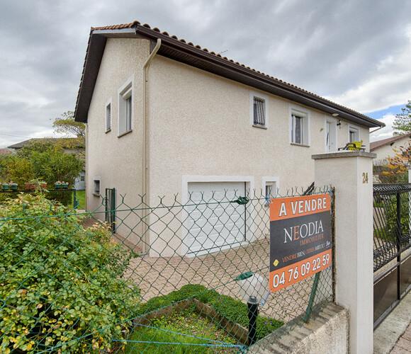 Vente Maison 6 pièces 150m² Échirolles (38130) - photo