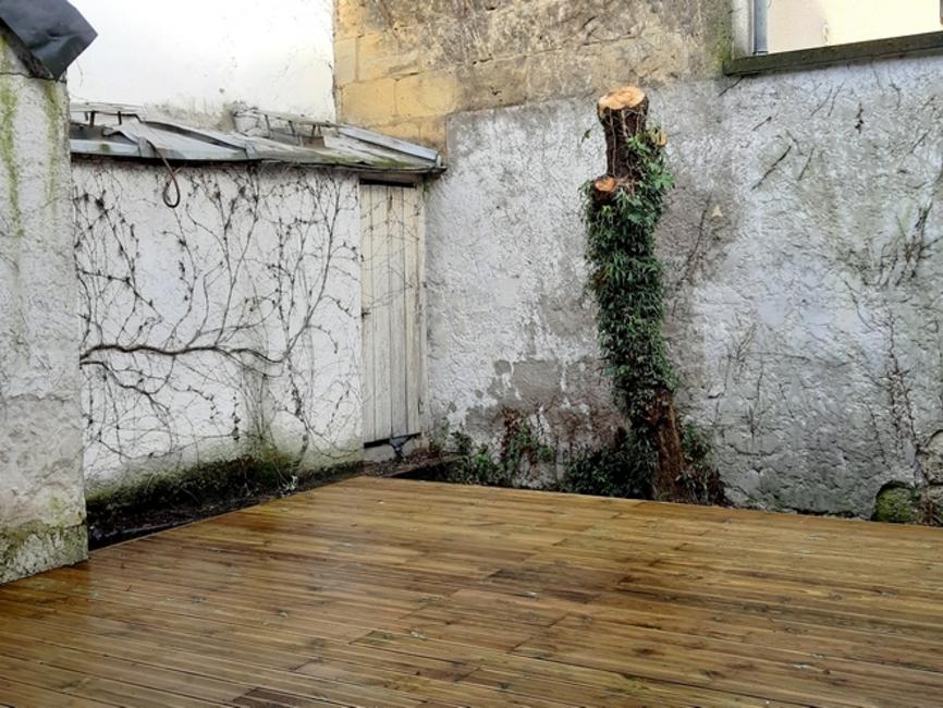 Location Maison 4 pièces Bordeaux (33000) - photo
