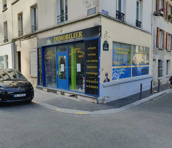 Sale Office 2 rooms 43m² Paris 19 (75019) - photo