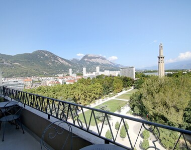 Sale Apartment 5 rooms 95m² Grenoble (38000) - photo