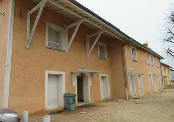 Location Appartement 3 pièces 65m² Grenay (38540) - photo