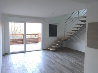 Location Appartement 4 pièces 97m² Breitenbach (67220) - Photo 1