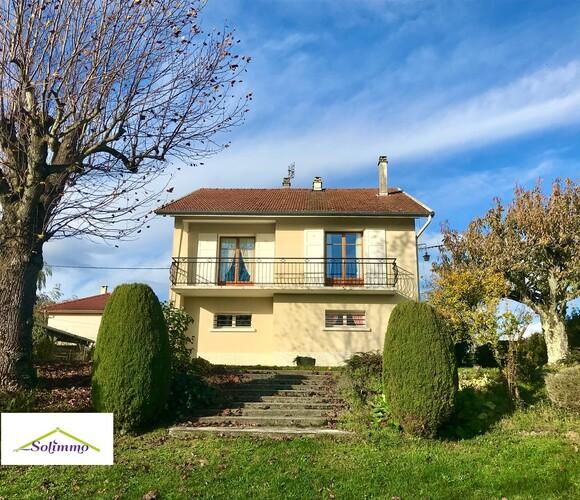 Vente Maison 5 pièces 105m² Les Abrets (38490) - photo