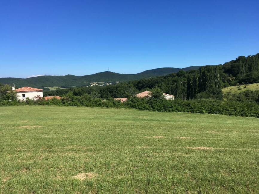 Vente Terrain 1 676m² SAINT LAGER - photo